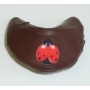 Chocolate Fortune Cookies - Ladybug